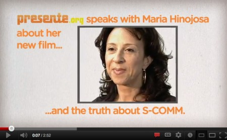 Maria Hinojosa for PRESENTE.org